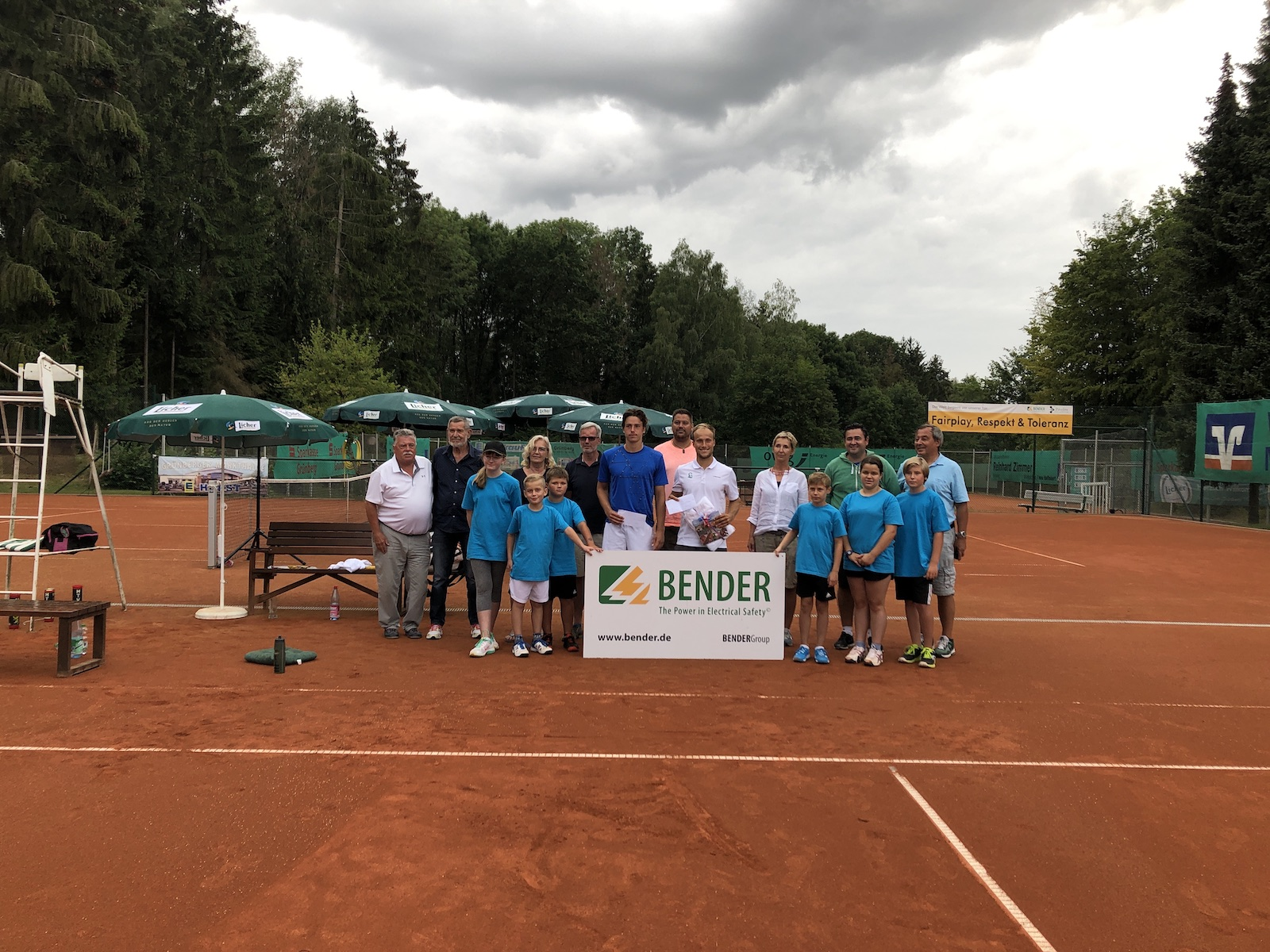 BenderOpen 2019 TC Grünberg